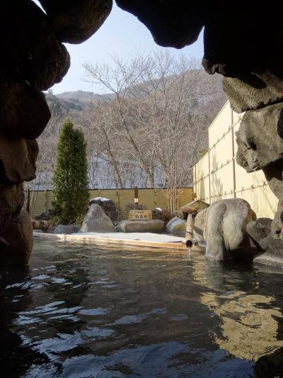 再訪 さわんど温泉 渓流荘 しおり絵 & 木曽のすんき蕎麦