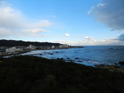 房総半島の最南端『野島崎』へ◆2013年末・東京&千葉の旅≪その7≫