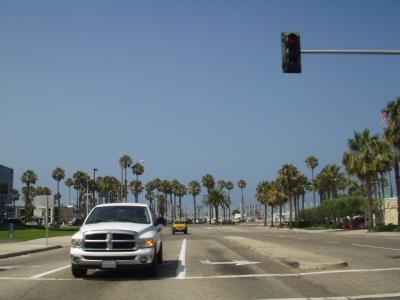 カリフォルニア周遊14日間 22(14日目 マンハッタンビーチからサンディエゴまでドライブ)