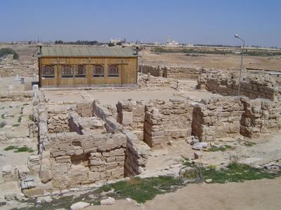 世界遺産アブ・ミーナ(Abu Mena)―アレキサンドリア郊外