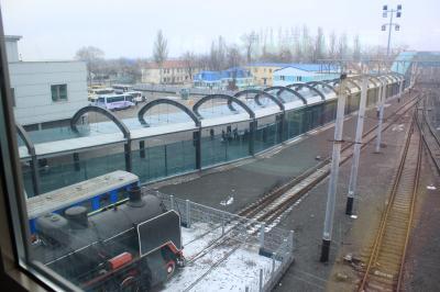 Donetsk 旅行記 1月5日 その2