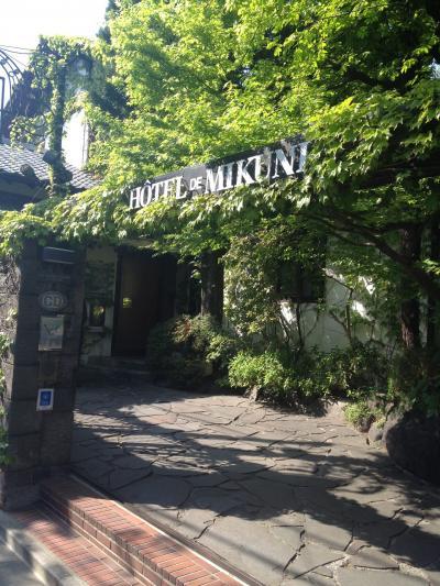 Hotel de Mikuni 2014