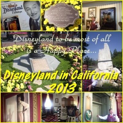 【ロス:ディズニーランド】Walk in Walt's Footsteps Tour 2013 体験記