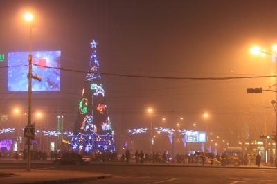 Donetsk 旅行記 1月6日 その4
