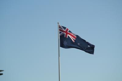 初海外 オーストラリア 1・2日目