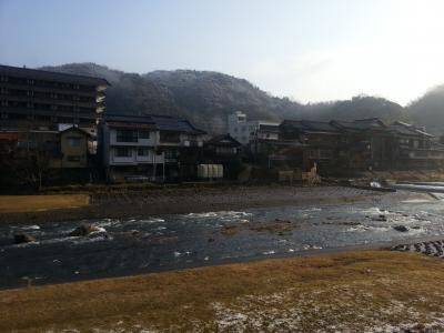 青春18きっぷで山陰へ(前篇)~岡山を経由して三朝温泉と倉吉を旅する~