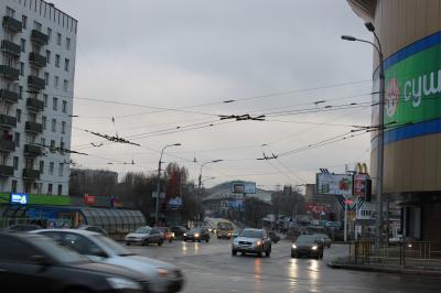 Donetsk 旅行記 1月7日 その1