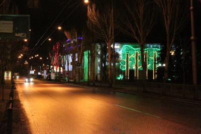 Donetsk 旅行記 1月7日 その2