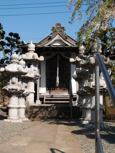 福壽観音堂(横浜市戸塚区品濃町)
