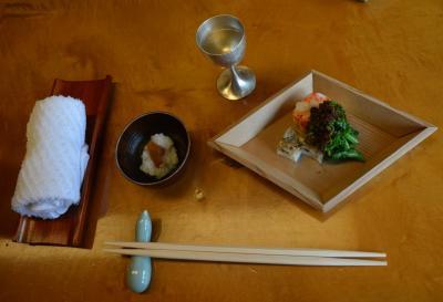春の京都 美酒美食旅行 祇園白川 割烹さか本さんでのランチを堪能 2014年3月