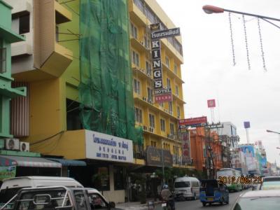 上海ー新加坡ー吉隆坡ー曼谷4都旅行記(74)ハジャイでのホテル探し。