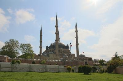 春うららトルコ世界遺産を巡るツアーで過ごす2014GW(その1)~旅立ちからエディルネ