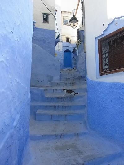 Morocco in 2012 vol.6 ~青に酔ったシャウエン(2)~