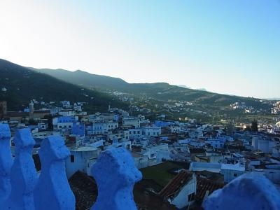 Morocco in 2012 vol.7 ~青に酔ったシャウエン(3)~