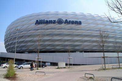 ふらっとAllianz Arenaへ