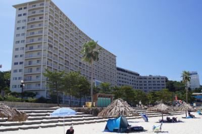 夏休み和歌山の旅~白良浜海水浴~