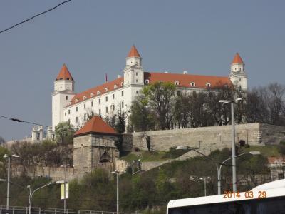 中欧6か国足早10日間ツアー 3日目前半 スロバキア・ブラチスラバ