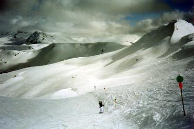 ウィスラーに魅了されたスキー旅行