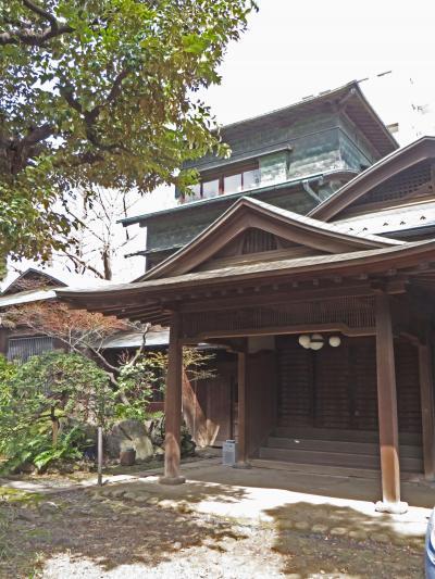 小石川の銅御殿を訪ねて