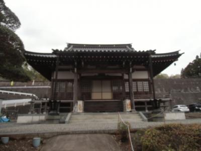 武蔵八王子 武蔵七党西党川口氏が庇護した八王子最古の寺院 長楽寺散歩
