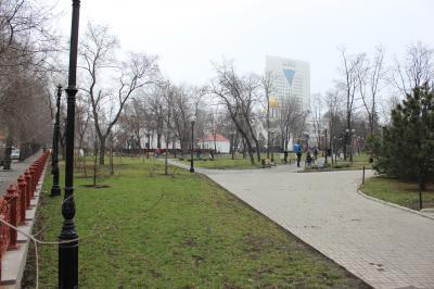 Donetsk 旅行記 1月10日 その2