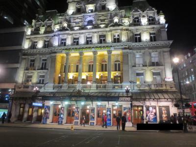 ロンドンでカウントダウンディナークルーズを⑤~ベーカー街 そしてミュージカル オペラ座の怪人