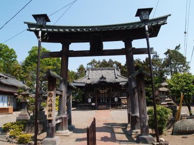 世良田八坂神社-境内