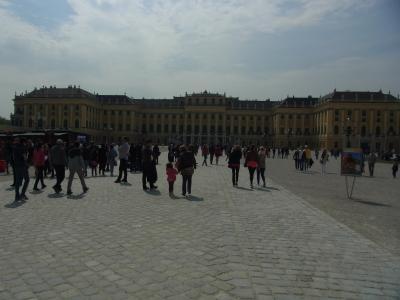 ウィーン報告1−シェーンブルン宮殿の庭園