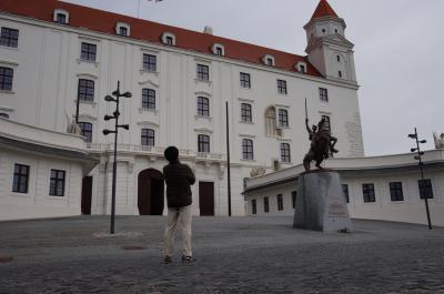 初マイレージ旅は中欧 (13) 首都なのに地方都市のようなブラチスラヴァ
