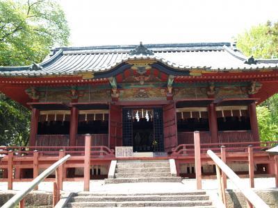 世良田東照宮-拝殿