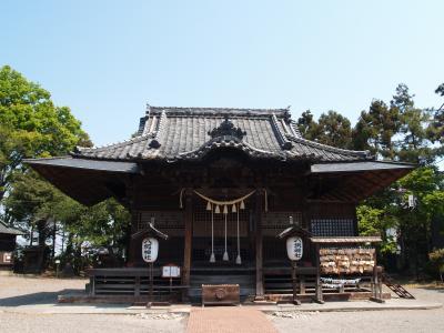 世良田八坂神社-社殿
