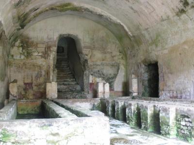 アマルフィ海岸、シチリア島、イスキア島、アッシジの春をめぐる旅 【10】 ミノーリにもあったローマ遺跡!