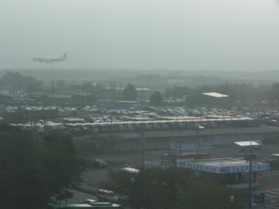 成田空港のトランジットホテルから旅が始まる!