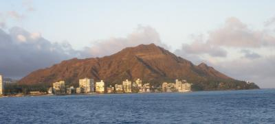 ハワイ 三回目は初コンドミニアム泊&レンタカーで楽しむオアフ島4日目ゴルフ、クルーズ・最終日街歩き