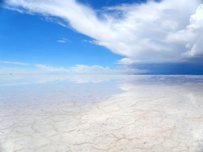 天空の鏡を望んで ~2013-2014年末年始ボリビア・ウユニ塩湖の旅~ 5