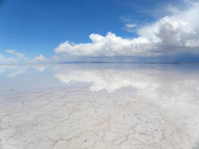 天空の鏡を望んで ~2013-2014年末年始ボリビア・ウユニ塩湖の旅~ 6