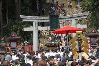 鹽竈神社花まつり・しおがま市民祭り =1=  塩竈市 宮城県