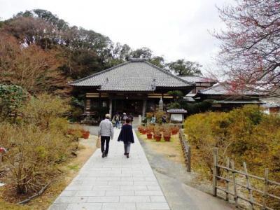 日本の旅 東海地方を歩く 静岡県下田市の了仙寺(りょうせんじ)、人魚橋周辺