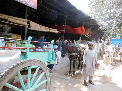 パキスタン2014・・・(5)ラホール旧市街 デリー門周辺