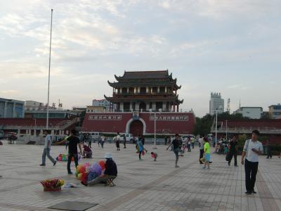中国、河西回廊の旅その8-銀川へ