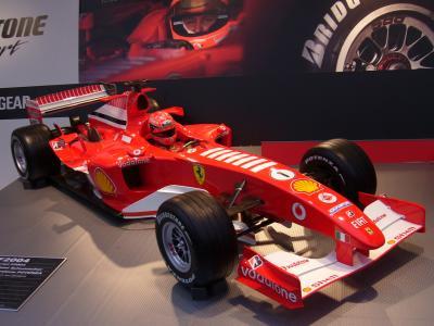 October 2005 F1日本GP観戦記 ~初めてのF1サーキット観戦~