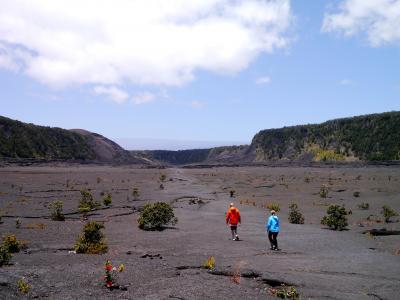 ビッグアイランドの大自然満喫旅~キラウエア火山~