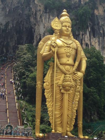マレーシア・バトゥ洞窟な旅#2