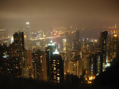 香港行ってきました。