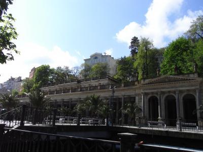 シシィ温泉inカルロヴィバリ