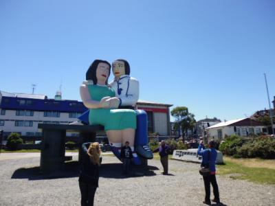チリ南部パタゴニアの玄関口