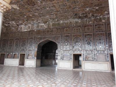 パキスタン2014・・・(8)ラホール城でムガール帝国の栄華を偲ぶ(完)