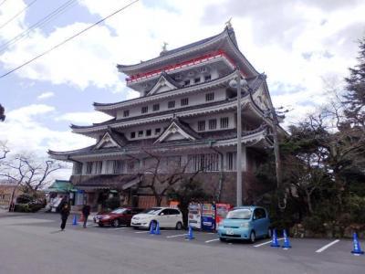 日本の旅 東海地方を歩く 静岡県熱海市の熱海城(あたみじょう)、熱海港周辺