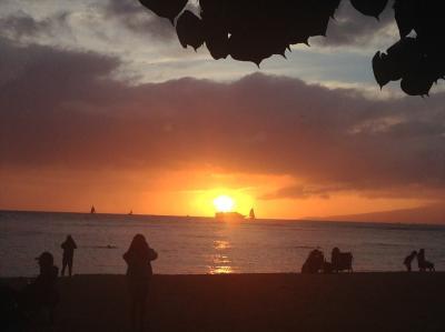 女7人 ハワイの旅 ③ 2014年4月