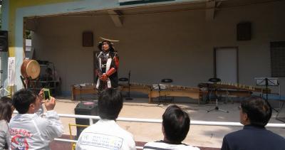 楽しかった大坂の陣400年「小松山合戦」まつりは大にぎわいだった